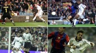 50 futbolistas que no recuerdas que jugaron un Barça-Real Madrid