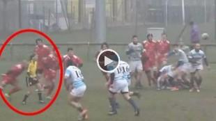 Brutal agresión a una árbitra de rugby con la sanción más dura