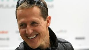 Schumacher estrena su cuenta de Twitter con los primeros tuits
