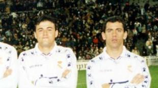 Luis Enrique y Quique no se tragan desde hace 20 años