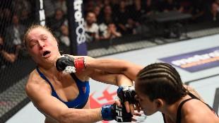 Así cayó la reina de la UFC en solo 48 segundos