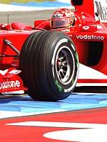 Fernando Alonso, en una rueda de prensa previa.