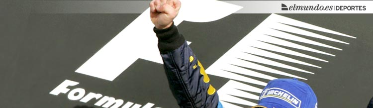 Alonso, bicampeón mundial