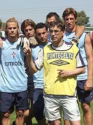 El Celta, a refrendar el frustrado ascenso. (Foto: EFE)