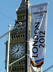 Londres se viste de gala. (Foto: AP)