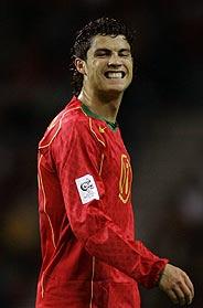 Cristiano Ronaldo. (Foto: AP)