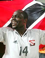 La selección de Trinidad y Tobago estará en el Mundial. (Foro: REUTERS)