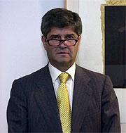Fernando Martín. (Foto: Pedro Carrero)