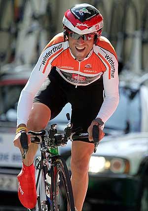 Alejandro Valverde, el 30 de abril. Desde entonces no ha competido. (Foto: REUTERS)