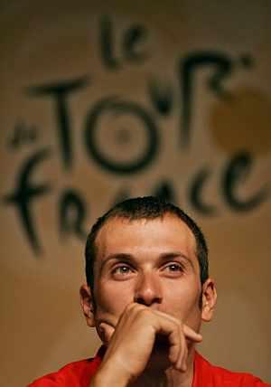 Ivan Basso. (Foto: AFP)