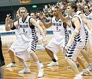 Nueva Zelanda baila el tradicional Maori. (Foto: EFE)