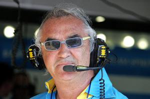El Jefe de Equipo de Renault, Flavio Briatore. (Foto: REUTERS)