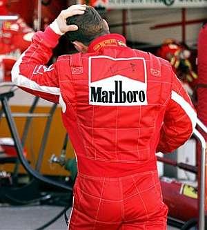 Michael Schumacher. (Foto: AP)