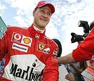 Schumacher. (Foto: REUTERS)