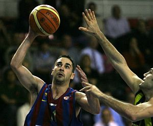Juan Carlos Navarro. (Foto: AFP)