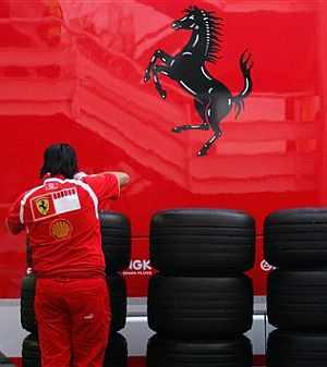 Ferrari se llevó los premios más importantes. (Foto: AP)