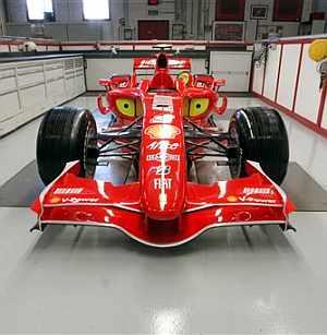 Imagen del nuevo F2007. (Foto: AP)