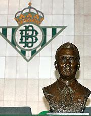 Busto de Lopera. (Foto: Iñigo Hidalgo)