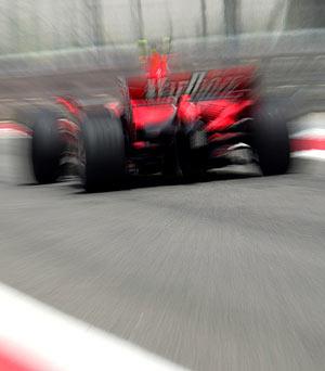 Ferrari ganó el título en 2003. (Foto: AFP)