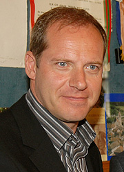 Christian Prudhomme. (REUTERS)