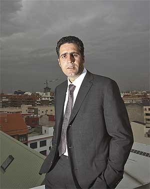 Miguel Indurain. (Foto: Alberto Cuéllar)