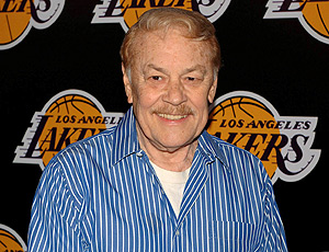 Jerry Buss. (Foto: REUTERS)