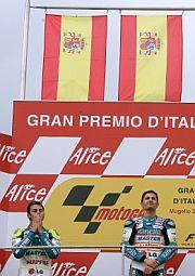 Los pilotos de motos apoyan la iniciativa. (Foto: AFP)