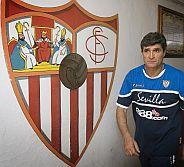 Pese a su gran año, el Sevilla es el octavo equipo de los españoles. (Foto: EFE)