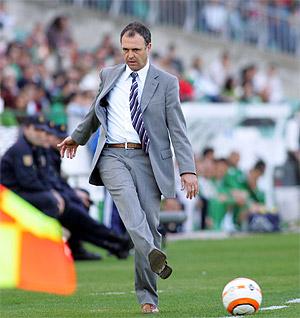 Joaquín Caparrós . (Foto: Íñigo Hidalgo)