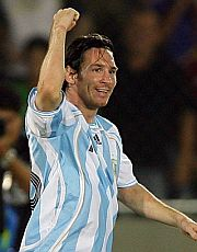 Leo Messi. (AFP)