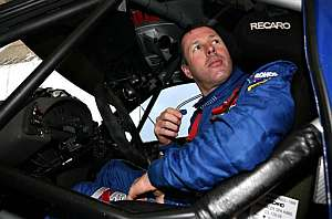 Colin McRae, durante un rally. (Foto: AP)