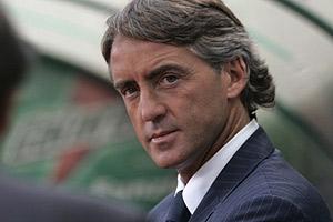 Roberto Mancini. (Foto: REUTERS)