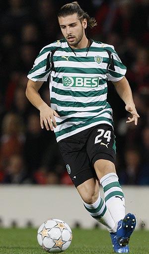 Veloso, la perla del Sporting de Lisboa, pretendida por varios clubes de primer nivel. (Foto: REUTERS)