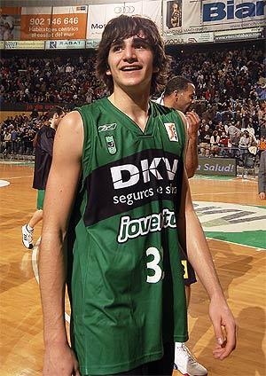 Ricky Rubio, jugador del Joventut. (Foto: FOCUS)