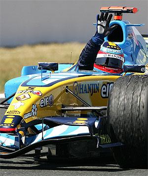 Con el '5'... Fernando Alonso | Motor | deportes | elmundo.es