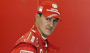 Schumacher, en Montmeló. (Foto: AP)