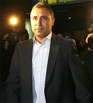 Hristo Stoichkov. (Foto: EFE)
