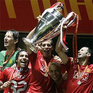 El Manchester United levantó la última 'Champions'. (Foto: Reuters)