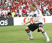 Lukas Podolski (Foto: AP)