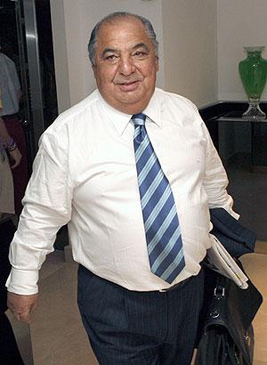 Pedro Muñoz. (Foto: EFE)