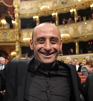 Paolo Bettini. (Foto: REUTERS)