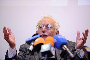 Ettore Torri, fiscal antidopaje del CONI. (AFP)