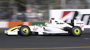 Button conduce su Brawn GP durante el GP de Australia. (Foto: REUTERS)