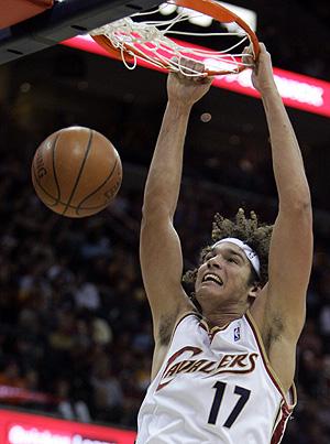 Anderson Varejao. (Foto: AP)