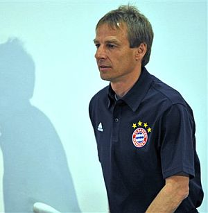 Jürgen Klinsmann. (Foto: AFP)