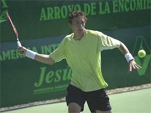 Nicolas Mahut. (Foto: ELMUNDO)