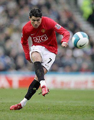 Cristiano Ronaldo. (Foto: EFE)