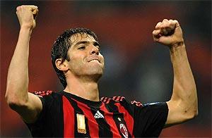 Kaká, el otro fichaje de Florentino. (Foto: AFP)