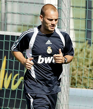 Wesley Sneijder (Foto: EFE)