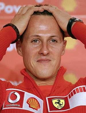 Michael Schumacher. (Foto: AFP)